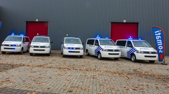 Combi Police zone Ghent