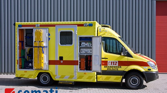 Ambulance Zelzate