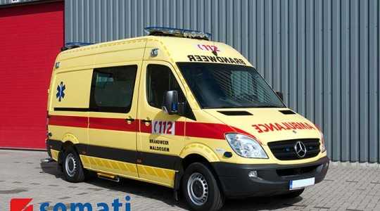 Ambulance Maldegem