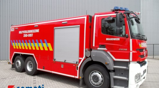 Tank Carriers – Fire Brigade Zuid-Oost