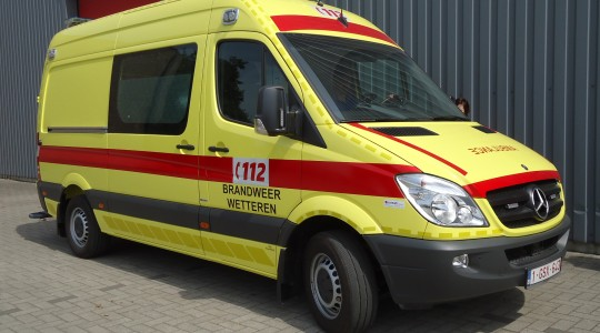 Ambulance Wetteren