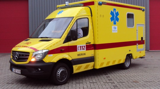 Ambulance Wervik