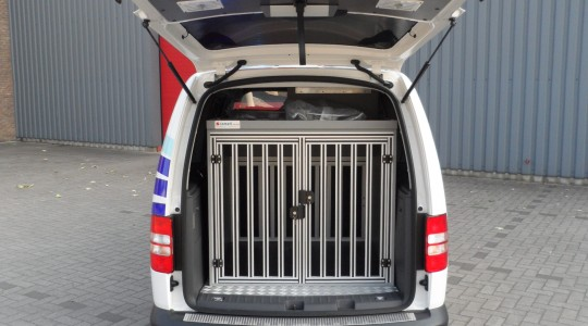 Transport Canien VW Caddy – Zone police de Grammont